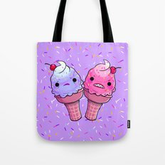 Super Emotional Icecream Tote Bag