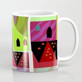 Hadrian's Malibu Castle Coffee Mug