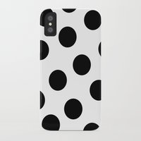 polka dot iPhone & iPod Cases featuring Polka Dot by JiaMiin Berglund