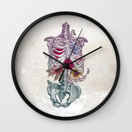 La Vita Nuova (The New Life) Wall Clock