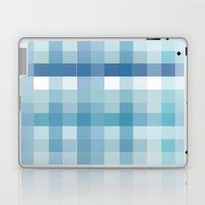 Pixelate Ocean Laptop & iPad Skin