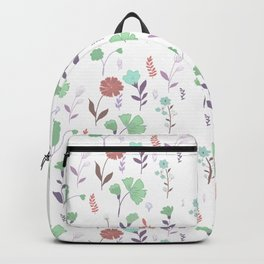 Tulum Floral 6 Backpack