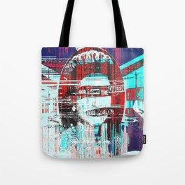 Gᴑᴆ ˢɐᵛᴇ ᴛħə ʠʊɵɵʌ Tote Bag