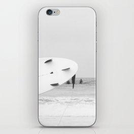 catch a wave II iPhone Skin