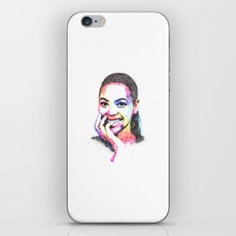 Queen B iPhone Skin