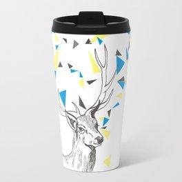 Rainbow Collection / deer Travel Mug