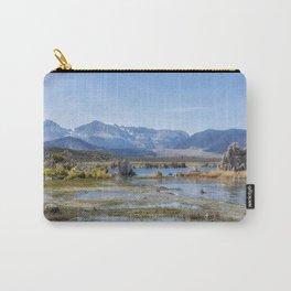 Mono Lake Tufa, No. 5 Carry-All Pouch