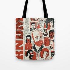 RNDM#2 Tote Bag
