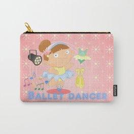 Ballet Dancer Carry-All Pouch