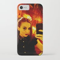 selfie iPhone & iPod Cases featuring Selfie by Danielle Tanimura