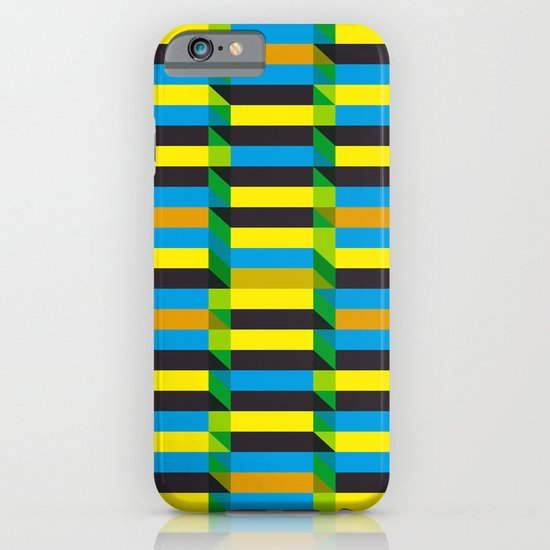 Cinetism and visual effect iPhone & iPod Case