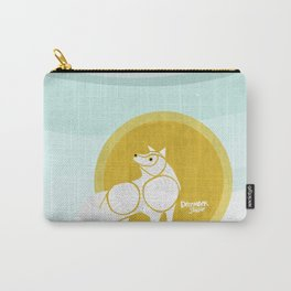 WOLF MOON RISING Carry-All Pouch