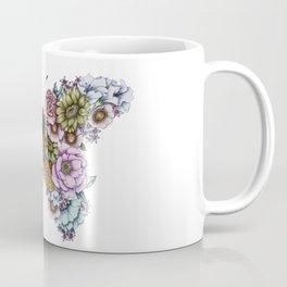 Butterfly in Bloom II Coffee Mug