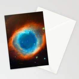 Eye Of God - Helix Nebula Stationery Cards
