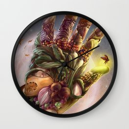 TheLast of Summer Wall Clock