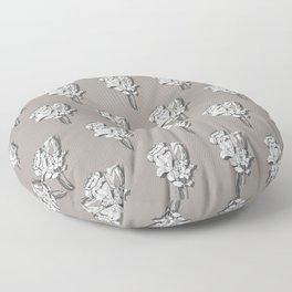Fanciful Garden - Bouquet Floor Pillow