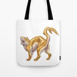 Lemon Shark Cat :: Series 1 Tote Bag