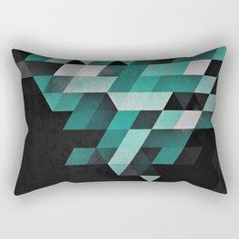 dryma mynt Rectangular Pillow