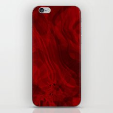 Love Flows Gently iPhone & iPod Skin