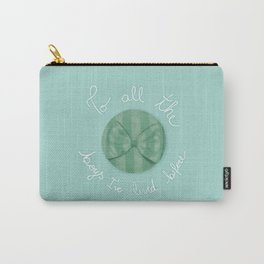 To all the boys I've loved before Carry-All Pouch