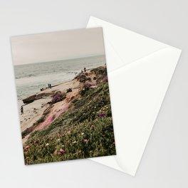 La Jolla Beach   Fine Art Travel Photography Stationery Cards