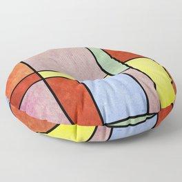 Mondrian No. 78 Floor Pillow