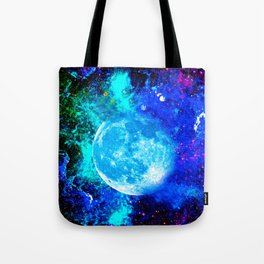 Moon #1 Tote Bag