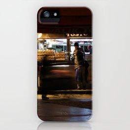 convenience store iPhone Case