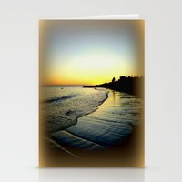 karma Stationery Cards featuring Karma by Chris' Landscape Images & Designs