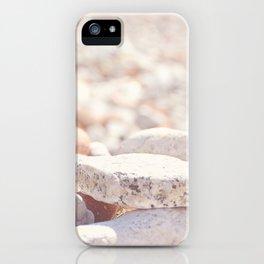 AFE Beach Rocks, Beach Photography iPhone Case