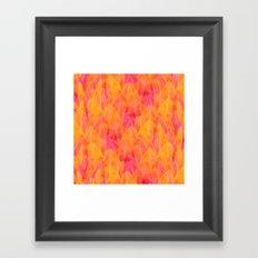 Tulip Fields #105 Framed Art Print