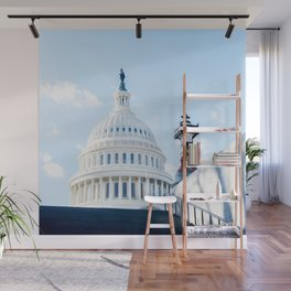 Our Nation's Capital Wall Mural