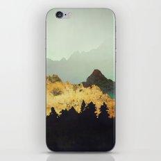 Patina Hills iPhone & iPod Skin