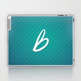 Les Recettes du bonheur texture Laptop & iPad Skin