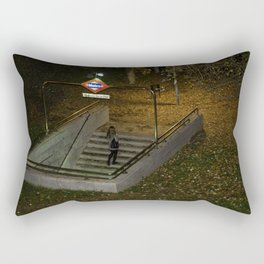 Metro Stalker Rectangular Pillow