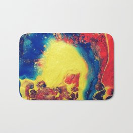 Nature colorful in life No8 Bath Mat