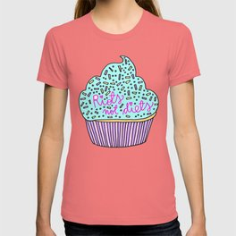 RIOTS NOT DIETS (cupcakes) T-shirt