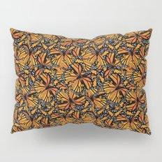 Monarch Butterflies Pillow Sham