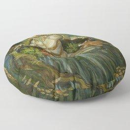 Earth Elemental Floor Pillow