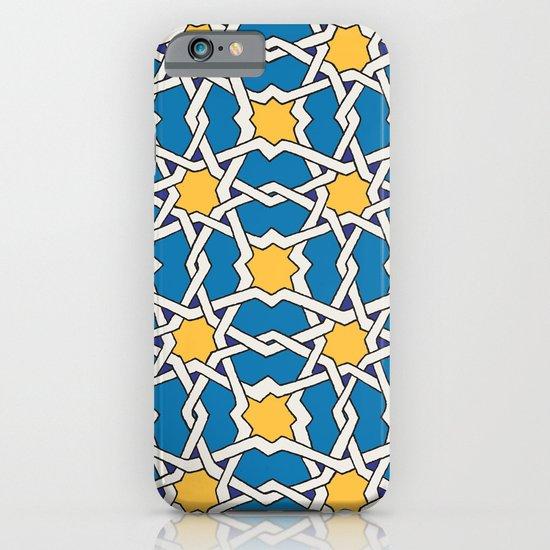 Morocco ornament iPhone & iPod Case