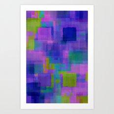 Digital#6 Art Print