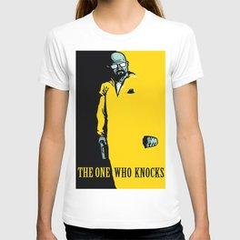 Breaking Bad Knocking T-shirt