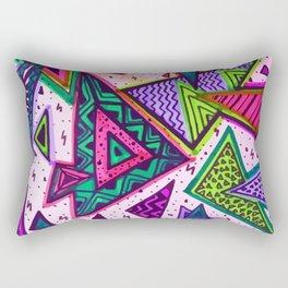 think Rectangular Pillow