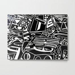 Time / 1X Metal Print