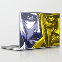 breaking bad Laptop & iPad Skins featuring Breaking Bad by Punksthetic
