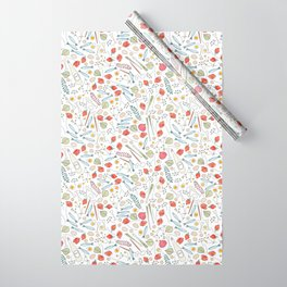 Midsummer Table Wrapping Paper