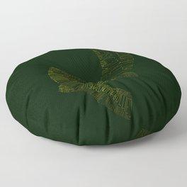 I am Loki, of Asgard Floor Pillow