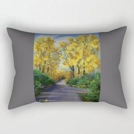 Autumn Road DP151004-14 Rectangular Pillow