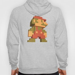Mario NES nostalgia Hoody
