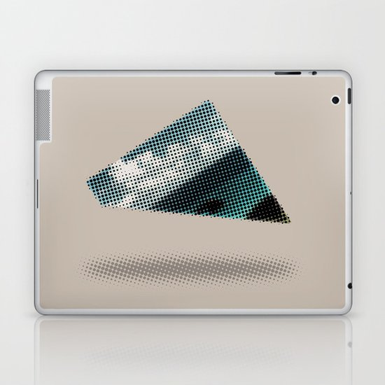 There's something wrong with the Triangle Laptop & iPad Skin